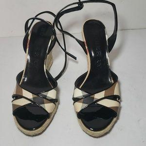 Burberry Women platform shoes